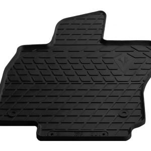 Водительский резиновый коврик Skoda Superb 3 (1024174 ПЛ)