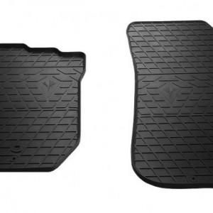 Передние автомобильные резиновые коврики Renault Duster 2015-2018 (1004042)