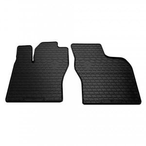 Передние автомобильные резиновые коврики Daewoo Nexia 1994-2016 (1005062)
