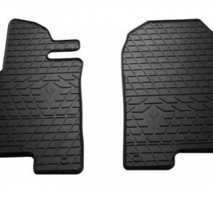Передние автомобильные резиновые коврики Honda Pilot 2016- (1008092)