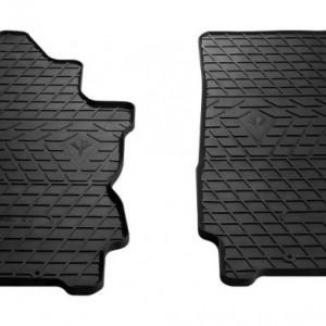 Передние автомобильные резиновые коврики Nissan Note 2005- (1014172)
