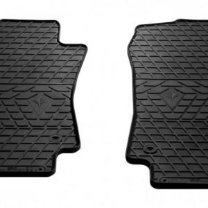 Передние автомобильные резиновые коврики Opel Zafira B 2005- (1015142)