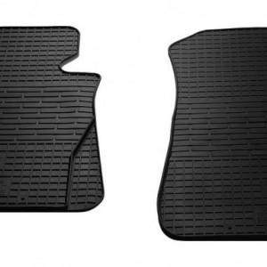 Передние автомобильные резиновые коврики BMW X1 (E84) 2009–2015 (1027082)