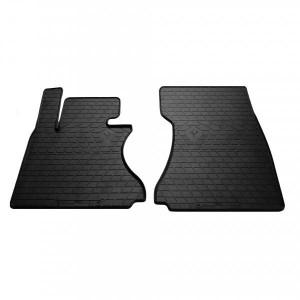Передние автомобильные резиновые коврики BMW 7 (E65/E66/E67/E68) Long 2001-2008 (1027212)