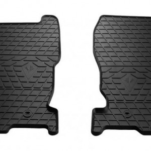 Передние автомобильные резиновые коврики Lexus NX 2014- (1028022)