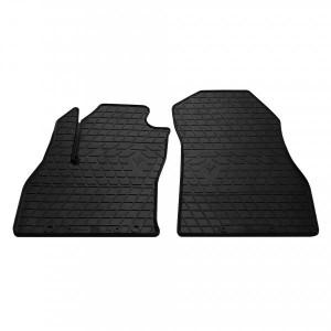 Передние автомобильные резиновые коврики Fiat Fiorino 2007- (1006162)