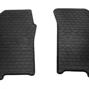 Передние автомобильные резиновые коврики Chevrolet Aveo (T300) 11- (1002042)