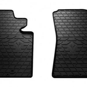 Передние автомобильные резиновые коврики Kia Soul 2013- (1010072)