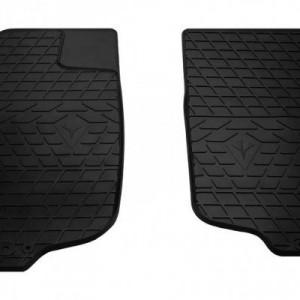Передние автомобильные резиновые коврики Peugeot 207 2006- (1016062)