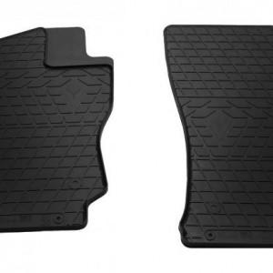 Передние автомобильные резиновые коврики Audi Q2 2016- (1024132)
