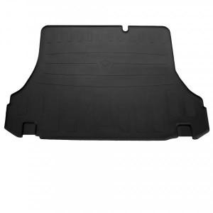 Резиновый коврик в багажник Daewoo Lanos sedan 1997-2017 (3005011)