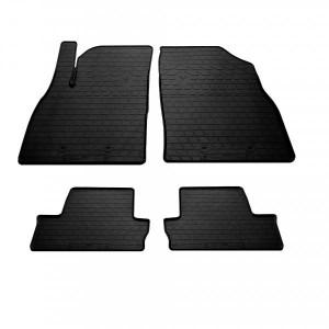 Комплект резиновых ковриков в салон автомобиля Chevrolet Volt І 2010-2015 (1002084)