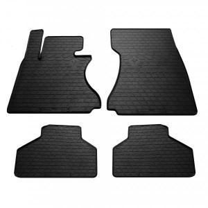 Комплект резиновых ковриков в салон автомобиля BMW 7 (E65/E66/E67/E68) Long 2001-2008 (1027214)