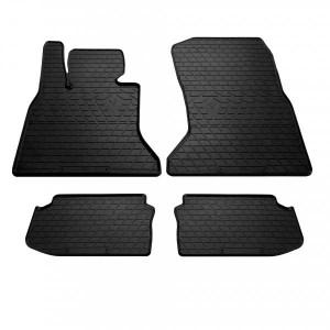 Комплект резиновых ковриков в салон автомобиля BMW 5 F10/F11 2010-2013 (1027224)