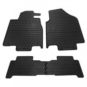 Комплект резиновых ковриков в салон автомобиля Acura MDX 07- (1034014)