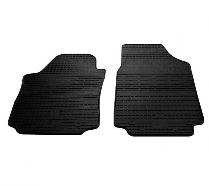 Передние автомобильные резиновые коврики Audi 100/A6 (C4) 1990-1997 (1030072): цена, купить ...
