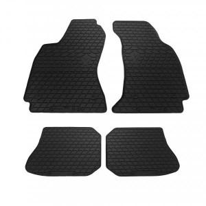 Комплект резиновых ковриков в салон автомобиля Audi A4 B5 (1030114)