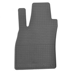 Водительский резиновый коврик Audi A4 B6 (1030062 ПЛ)