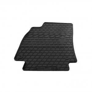 Водительский резиновый коврик Audi A4 B8 (1030094 ПЛ)
