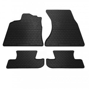 Комплект резиновых ковриков в салон автомобиля Audi Q5 (8R) 2008-2017 (1030124)