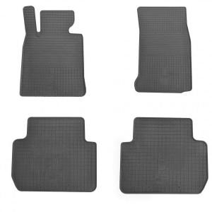 Комплект резиновых ковриков в салон автомобиля BMW 3 (E46) 1997-2006 (1027104)