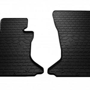 Передние автомобильные резиновые коврики BMW 5 (E60/E61) 2003-2010 (1027142)