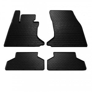 Комплект резиновых ковриков в салон автомобиля BMW 5 (E60/E61) 2003-2010 (1027144)