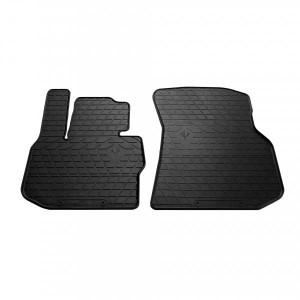 Передние автомобильные резиновые коврики BMW X3 (G01) 2017- (1027252)
