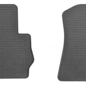 Передние автомобильные резиновые коврики BMW X4 (F26) 2014-2018 (1027112)