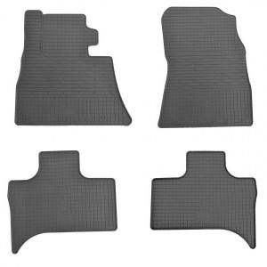 Комплект резиновых ковриков в салон автомобиля BMW X5 (E53) 1999-2006 (1027034)