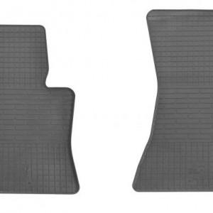 Передние автомобильные резиновые коврики BMW X6 (F16) 2015-2019 (1027122)