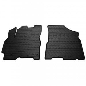 Передние автомобильные резиновые коврики Chery Tiggo 2 2017- (1017032)