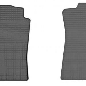 Передние автомобильные резиновые коврики Chevrolet Spark (1005022)