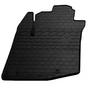 Водительский резиновый коврик Peugeot 108 2014- (1003094 ПЛ)
