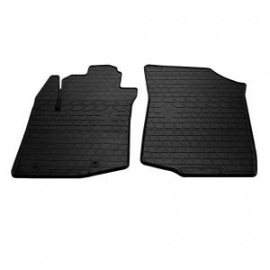 Передние автомобильные резиновые коврики Toyota Aygo 2014- (1003092)