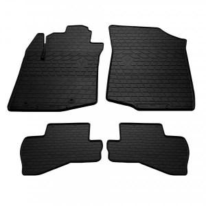 Комплект резиновых ковриков в салон автомобиля Toyota Aygo 2014- (1003094)