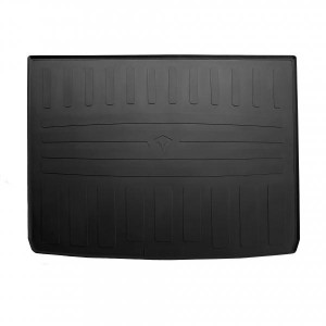Резиновый коврик в багажник Renault Duster 4WD 2015- (3004011)
