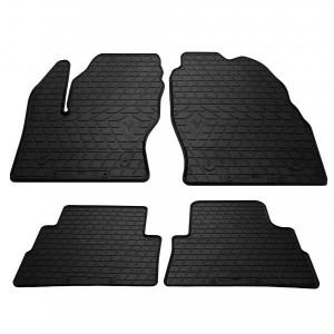 Комплект резиновых ковриков в салон автомобиля Ford Escape 2012-2020 (1007124)