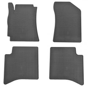 Комплект резиновых ковриков в салон автомобиля Geely MK (1025034)