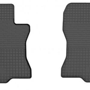 Передние автомобильные резиновые коврики Honda Accord 8 2008-2013 (1008012)