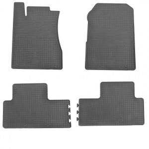 Комплект резиновых ковриков в салон автомобиля Honda CR-V 2012-2016 (1008024)