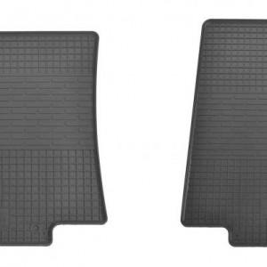 Передние автомобильные резиновые коврики Hyundai Accent 2010- (1009022)