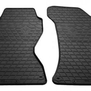 Передние автомобильные резиновые коврики Skoda SuperB II 2008- (1020232)