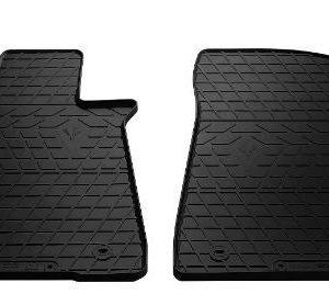 Передние автомобильные резиновые коврики Lexus RX 2015- (1028062)