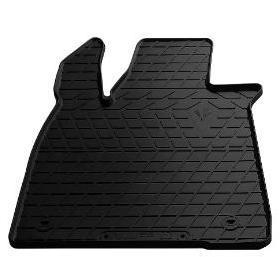 Водительский резиновый коврик Lexus RX 2015- (1028064 ПЛ)