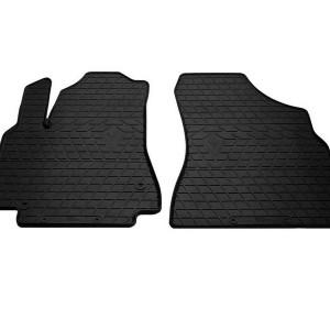 Передние автомобильные резиновые коврики Citroen Berlingo 2008-2018 (1016172)