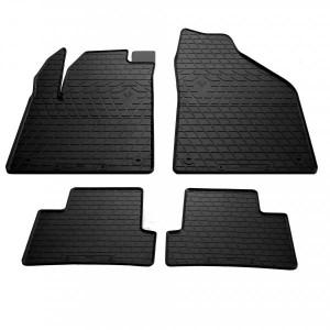 Комплект резиновых ковриков в салон автомобиля Jeep Cherokee KL 2013- (1046024)
