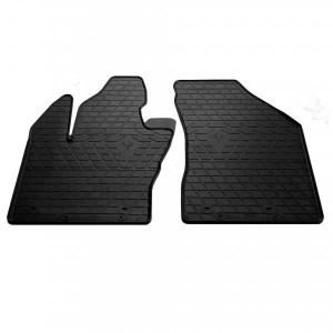 Передние автомобильные резиновые коврики Jeep Renegade 2014- (1046032)