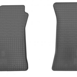 Передние автомобильные резиновые коврики Kia Cerato I 2004- (1010042)