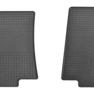 Передние автомобильные резиновые коврики Kia Rio III 2011- (1009022)